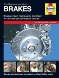 Haynes Brake Manual - (ISBN 9780857335883)
