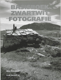Basisboek zwartwit fotografie - M. Buschman (ISBN 9789072216748)