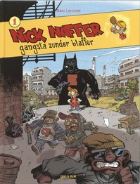 1 Gansta zonder blaffer - Manu Larcenet (ISBN 9789054921585)