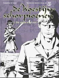 5 Vier stenen in het vuur - G. Camuncoli (ISBN 9789030361022)