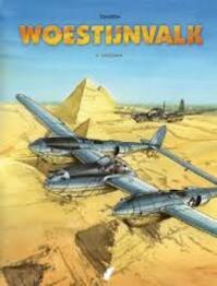 de woestijnvalk 4 Saqqara - (ISBN 9789088104879)