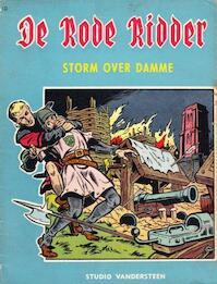 Storm over Damme - Willy Vandersteen