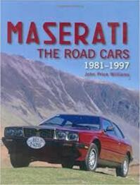 Maserati - J.P. Williams (ISBN 9781861268907)