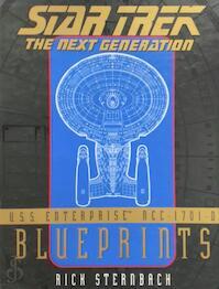 U.S.S. Enterprise NCC-1701-0 blueprints - Rick Sternbach, Todd Guenther, Jeanne L. Rogers, Dan Gauthier (ISBN 9780671500931)