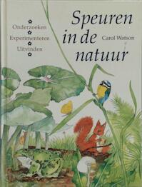 Speuren in de natuur - C. Watson (ISBN 9789060973899)