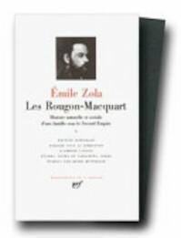 Les Rougon-Macquart - Tome I - Émile Zola (ISBN 9782070105892)