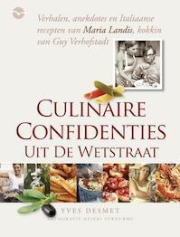 Culinaire confidenties uit de Wetstraat - Yves Desmet (ISBN 9789057203206)