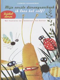 Mijn eerste dierengroeiboek kriebeldieren - L. Veranneman (ISBN 9789059082526)
