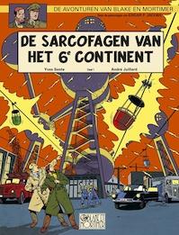 Blake en mortimer 16. sarcofagen van het 6de continent 01: de universele dreiging - edgar pierre Jacobs (ISBN 9789067370387)