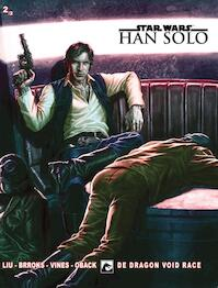 Star Wars, Han Solo 2 - Marjorie Lu, Mark Brooks (ISBN 9789460785542)