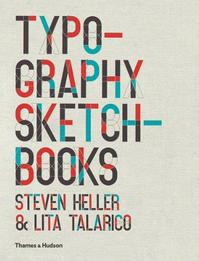 Typographic sketchbooks - Heller S (ISBN 9780500241387)