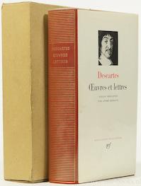 Oeuvres - Lettres - Descartes