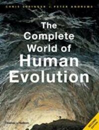 Complete World of Human Evolution - Chris Stringer (ISBN 9780500288986)