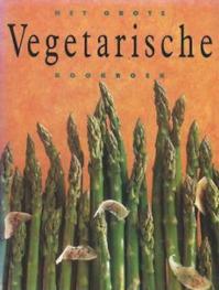 Het grote vegetarische kookboek - Susan [ed.] Tomnay (ISBN 9783895085529)