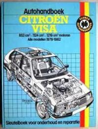 Autohandboek citroen visa - Jones (ISBN 9789020116892)