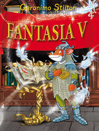 Fantasia V - Geronimo Stilton (ISBN 9789054616412)