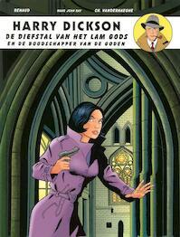 Harry Dickson 11. De diefstal van het Lam Gods en de boodschapper van de goden Of De Boodschapper Van De Goden - Ch. Vanderhaeghe (ISBN 9789080356979)