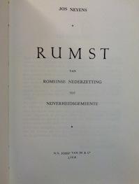 Rumst - Jos Neyens