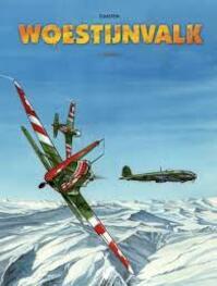 de woestijnvalk 3 Bergun - (ISBN 9789088104855)