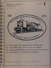 De rijtuigen van de Belgische Spoorwegen