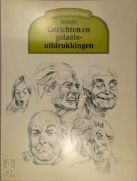 Teken gezichten en gelaatsuitdrukkingen met potlood en penseel - Raynes (ISBN 9789060174548)