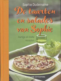 De taarten en salades van Sophie - S. Dudemaine (ISBN 9789059562547)