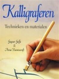 Kalligraferen - Gaynor Goffe, Anna Ravenscroft, Lia Pot, Textcase (ISBN 9789072267900)