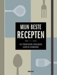 Mijn beste recepten (ISBN 9789044744996)