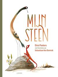 Mijn steen - Elvis Peeters, Nicole Van Bael, Sebastiaan Van Bael (ISBN 9789401444903)