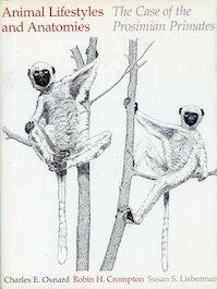 Animal Lifestyles and Anatomies - Charles E. Oxnard, Robin H. Crompton, Susan S. Lieberman (ISBN 9780295968391)