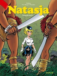 Natasja Integrale deel 1 - Francois Walthéry (ISBN 9789031436682)