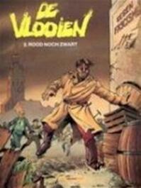 De Vlooien - 2. Rood noch zwart - A. Stalner, M. Stalner, C. Mouquet (ISBN 9789066611207)