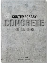 Contemporary Concrete Buildings - Philip Jodidio (ISBN 9783836564939)