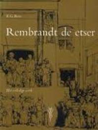 Rembrandt de etser - Karel Gerard Boon (ISBN 9789023002857)