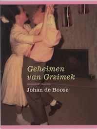 Geheimen van Grzimek - Johan de Boose (ISBN 9789085422204)