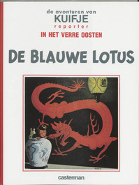Kuifje fac-simile / 5 de blauwe lotus - Herge (ISBN 9789030329060)