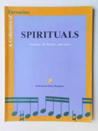 A Collection of Favourites - Spirituals (ISBN 9789638303905)