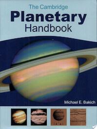 The Cambridge Planetary Handbook - Michael E. Bakich (ISBN 9780521632805)
