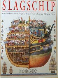 Slagschip - Biesty (ISBN 9789002197864)