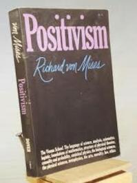 Positivism - Richard Von Mises (ISBN 0486218678)