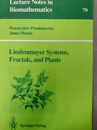 Lindenmayer systems, fractals, and plants - Przemyslaw Prusinkiewicz, James Hanan (ISBN 9780387970929)