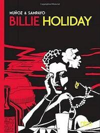 Billie Holiday - Carlos Sampayo, Munoz (ISBN 9781681120935)