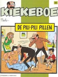 De pili-pili pillen - Merho