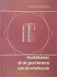Hoofdstukken uit de geschiedenis van de scheikunde - H. A. M. Snelders (ISBN 9789062039227)