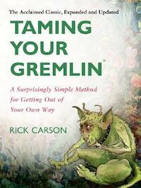 Taming Your Gremlin - (ISBN 9780060520229)