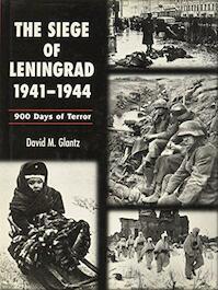 The Siege of Leningrad 1941-1944 - David M. Glantz (ISBN 9781840440836)
