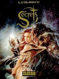 Secrets - Luis Rpoyo - Luis Royo (ISBN 9781561631629)