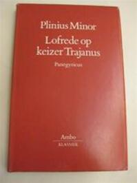 Lofrede op keizer Trajanus : Panegyricus - Plinius Minor (ISBN 9789026309281)