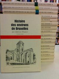 Histoire des environs de Bruxelles - Alphonse Wauters