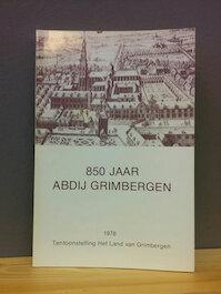 850 jaar Abdij Grimbergen - Heemkundige Kring Eigen Schoon